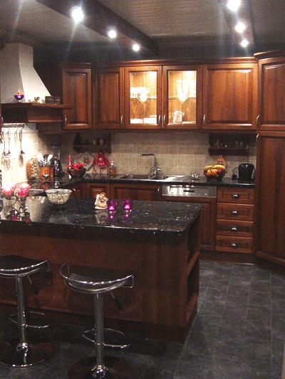 Kjøkken, bad, peis   råblokk naturstein as
